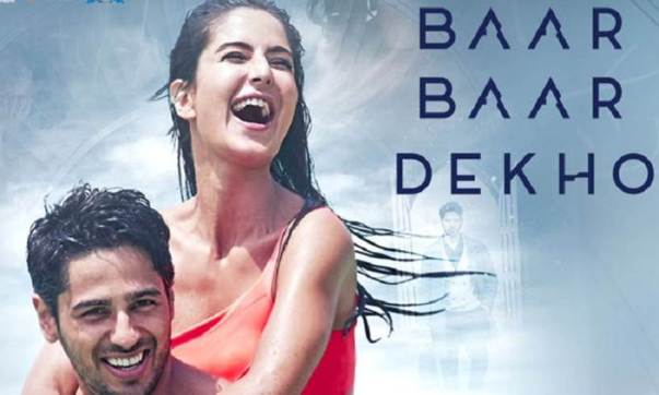 Bar Bar Dekho movie review