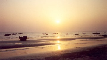 Sun_Set_Bakkhali_West_bengal_India