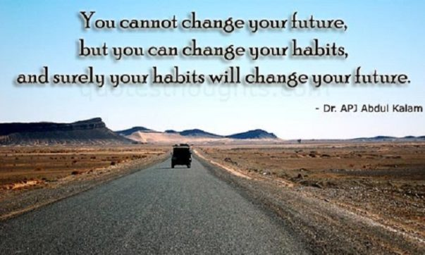 Habits which can secure your future