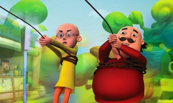 Motu Patlu movie review