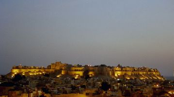 Jaisalmer_fort_Rajasthan_India