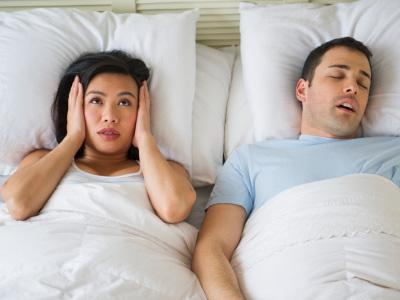 Having troubled from your or your partner's snoring