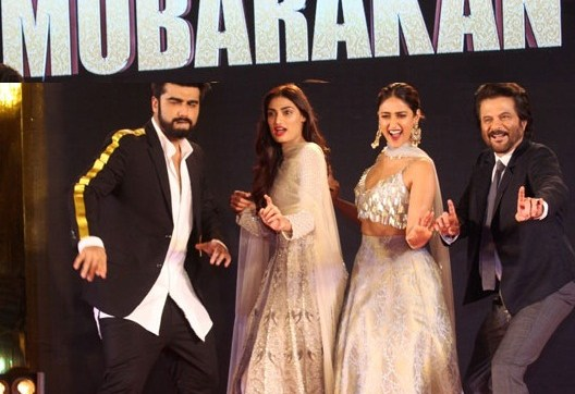 Mubarakan Movie Review