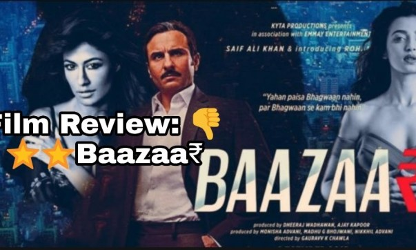 Bazaar Movie Review