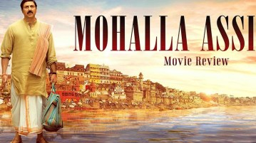 Mohalla Assi movie review