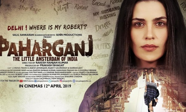 Paharganj movie review