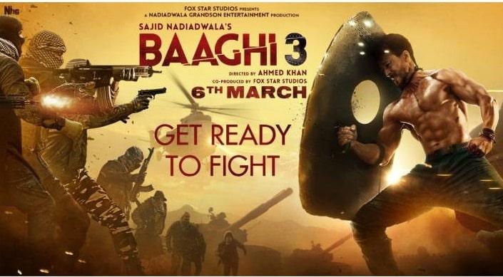 Baaghi 3 Movie
