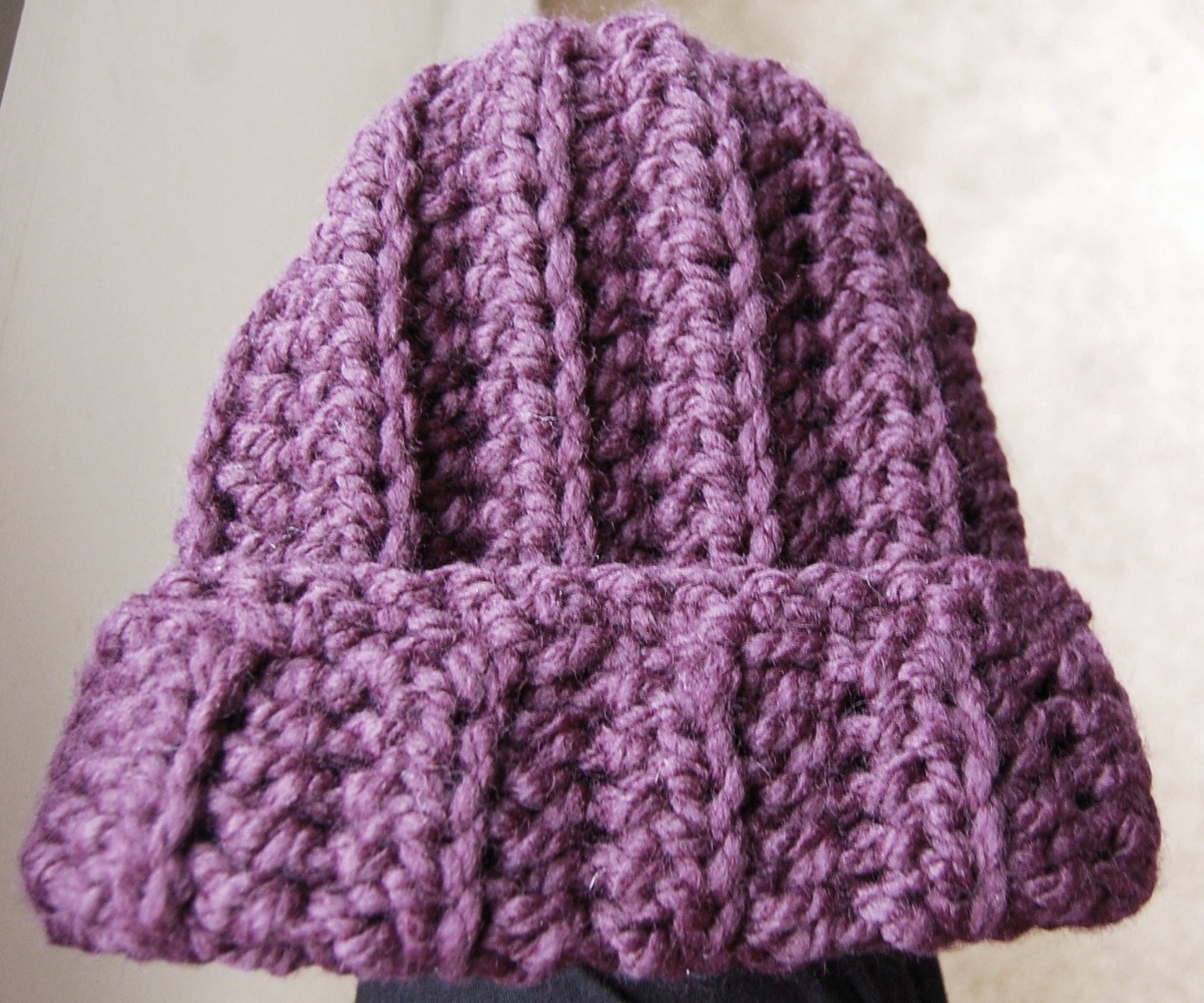 Free Crochet Hat Pattern by JJCrochet