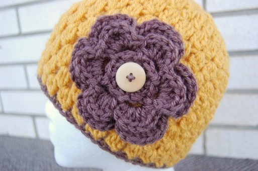 Crochet Hat Pattern - Jenny Lee