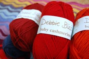 Debbie Bliss Baby Cashmerino Yarn