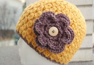 Crochet Hat Pattern (Jenny Lee)