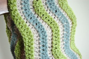 Crochet Chevron Free Pattern