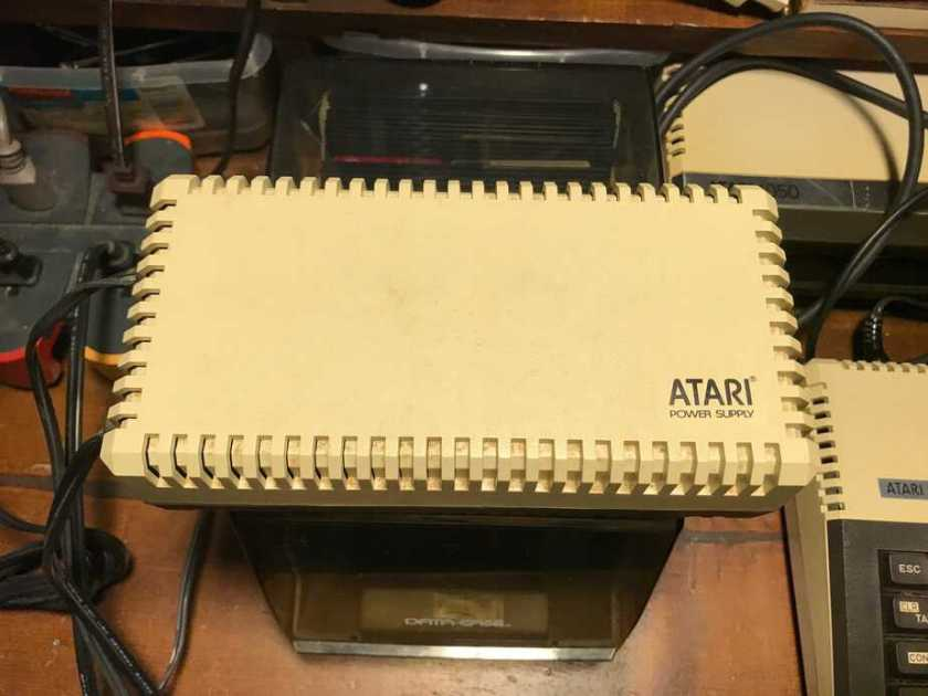 jjATR-HC Atari XL Power Supply