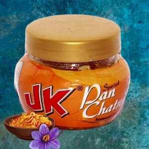 J.k Saffron  Pan Chatni Special