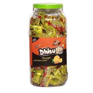 Dhisum Orange Candy