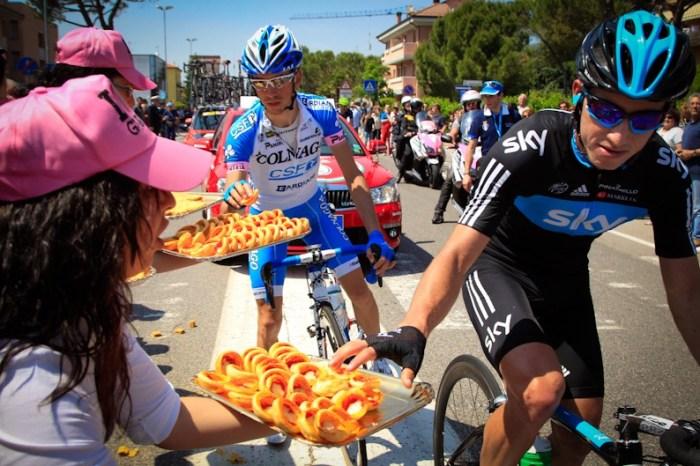 Giro d'Italia 2012 stage 5