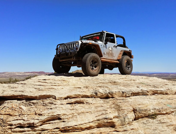 JK Forum at 2014 Moab Easter Jeep Safari Home