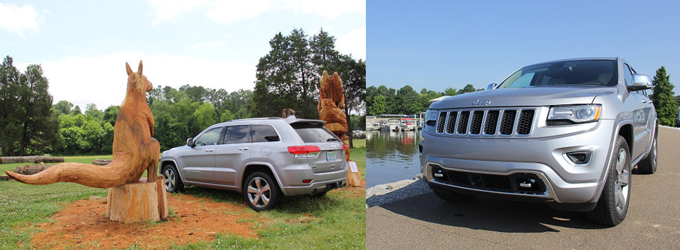 JK-Forum's Road Trip with the Grand Cherokee EcoDiesel - JK-Forum