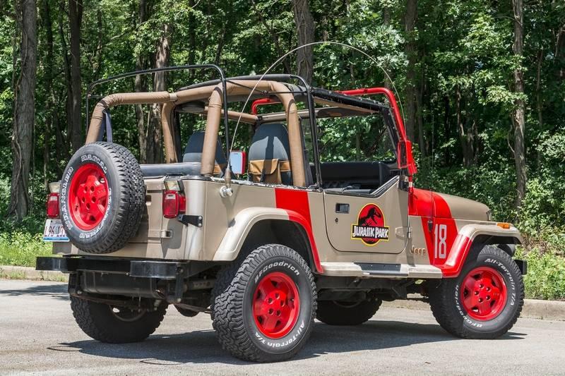 "jurassic park"" jeep owner still revels in creation - jk-forum"