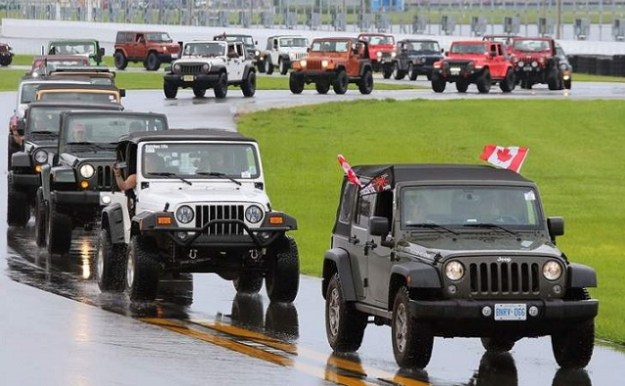 Jeep Parade featured image