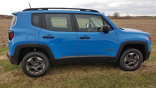 Review 2015 Jeep Renegade Sport 4x4 Jk Forum