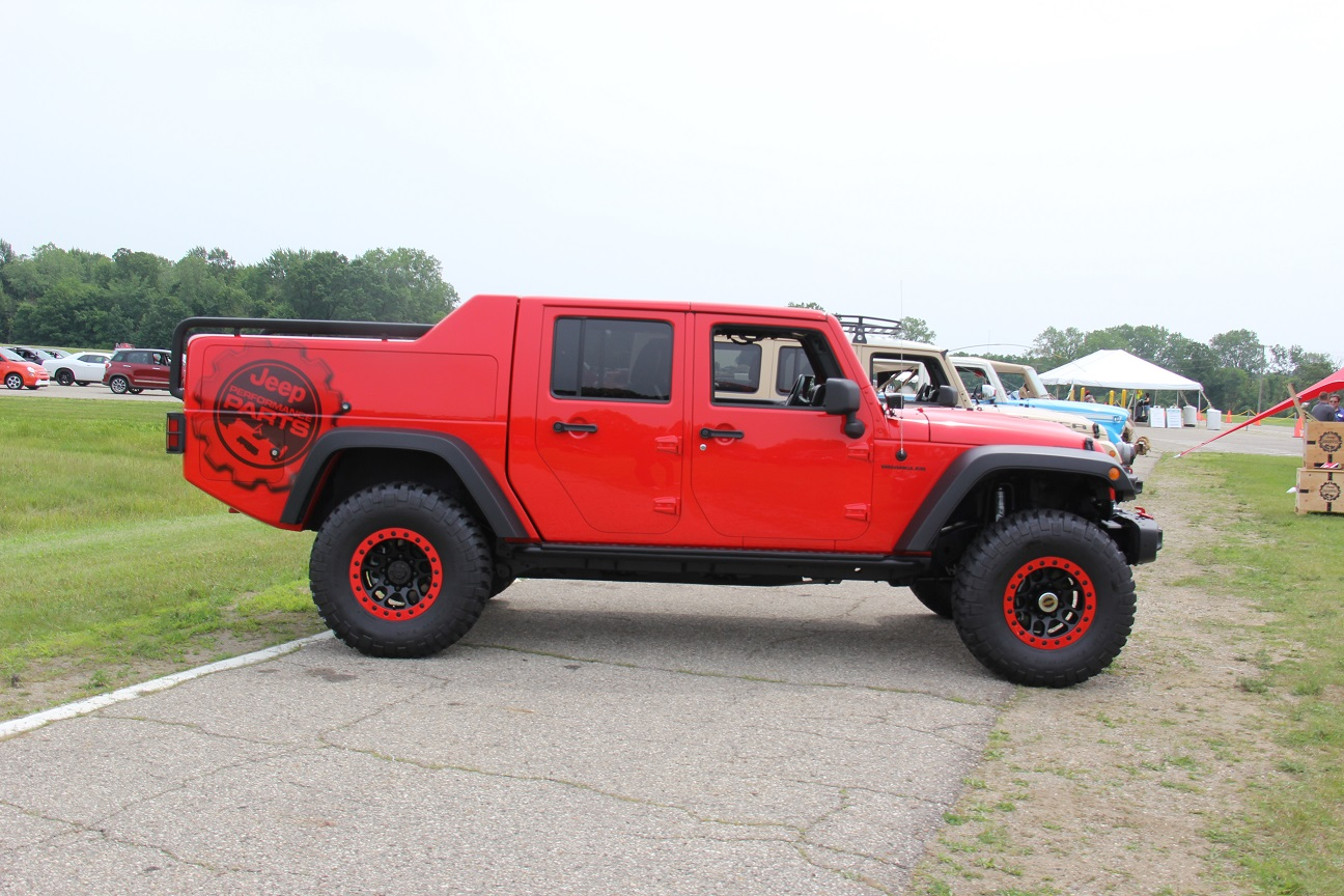 Jeep Red Rock