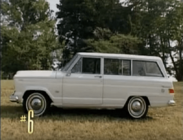 Women And The 1963 Jeep Wagoneer Jk Forum