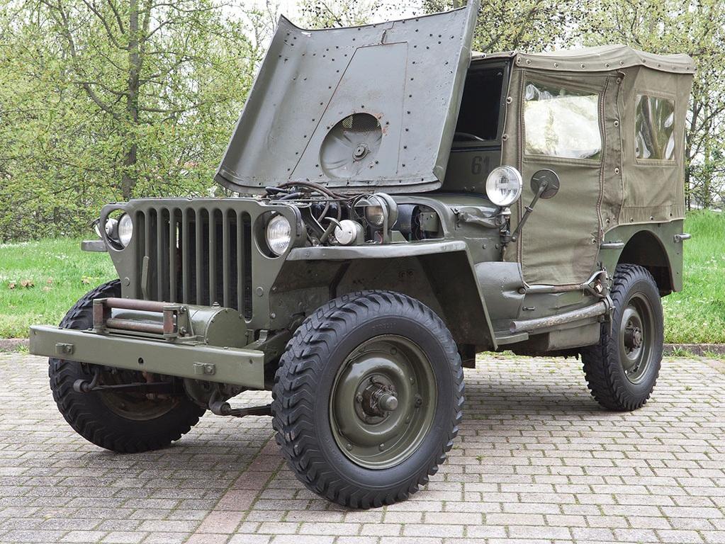 1942 Jeep Willys Mb 2 Jk Forum