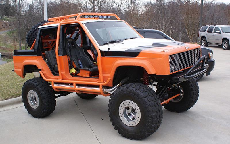 Dale Earnhardt Jr S Cherokee Is Unlike Any Jeep You Ve