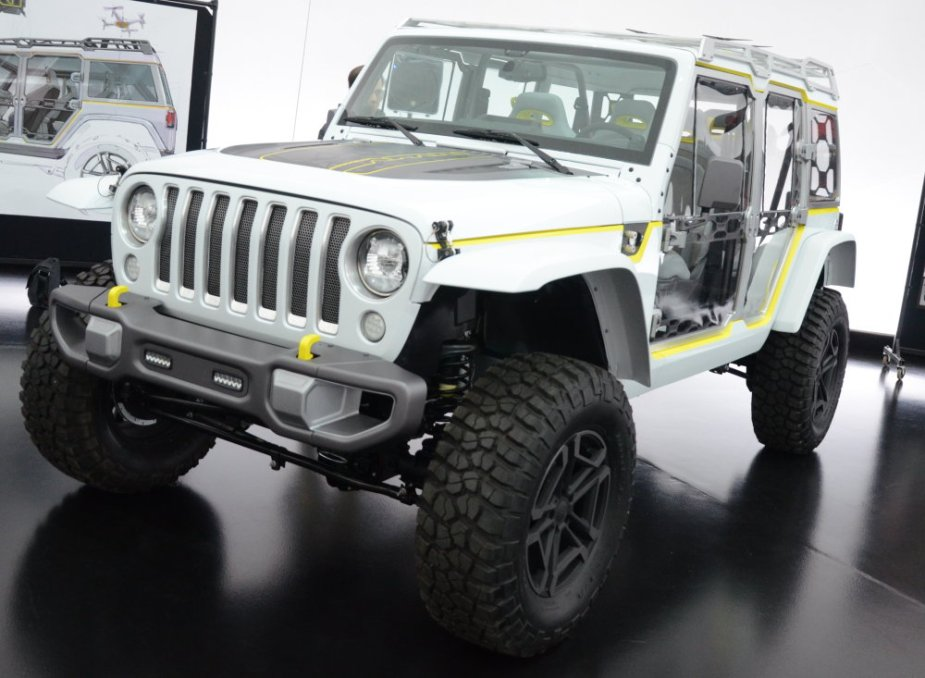 2017 Easter Jeep Safari Concept