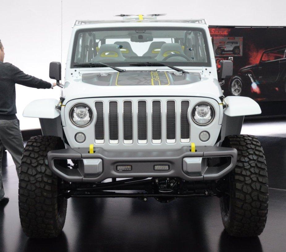 2017 Easter Jeep Safari Concept