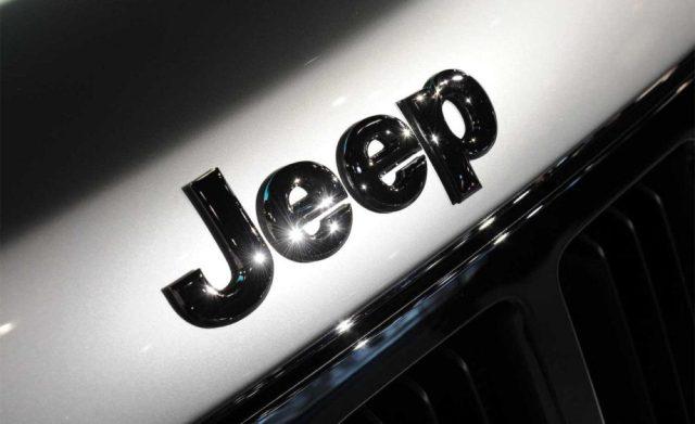 Jeep Badge