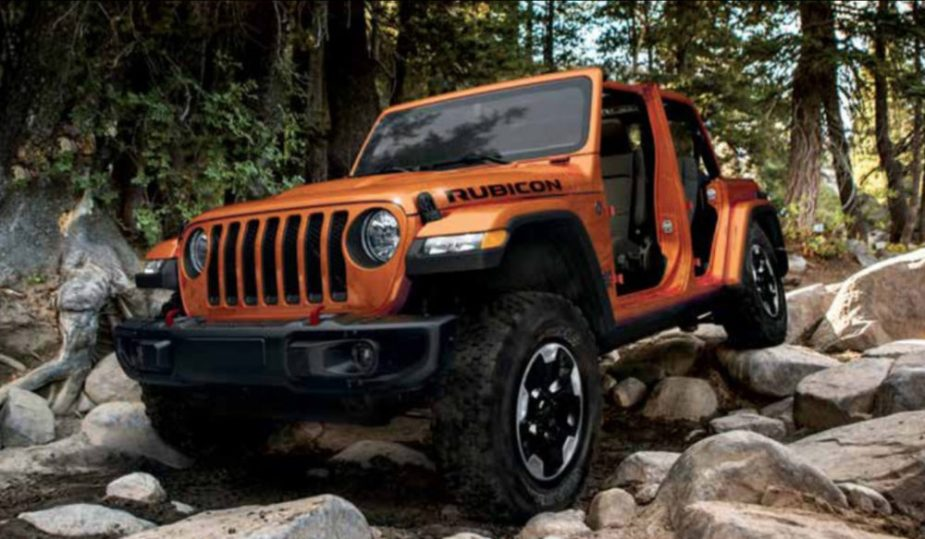 2018 jeep wrangler jk details and image leaks jk forum. Black Bedroom Furniture Sets. Home Design Ideas