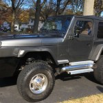 1997 Jeep Mixed With 2001 Ram 2500