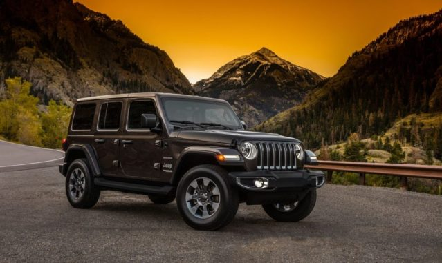 2018 Jeep JL Wrangler Unlimited
