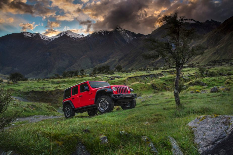 How is the Wrangler not everybody's dream car?