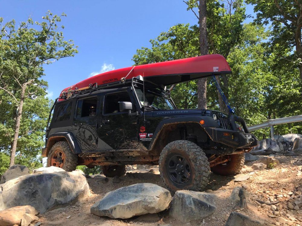 Stock Wrangler Transforms into Badass Overlander - JK-Forum