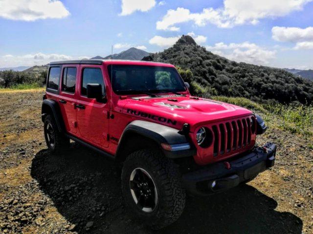 2018 Jeep Wrangler Rubicon