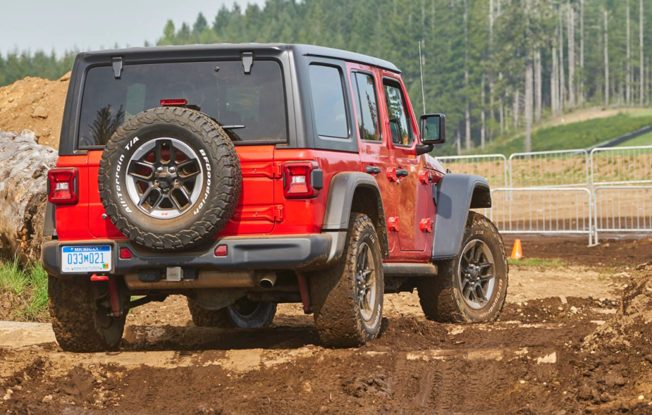 """24th annual """"Mudfest"""" in Pacific Northwest"""