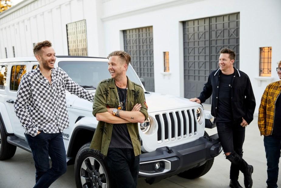 OneRepublic & Jeep