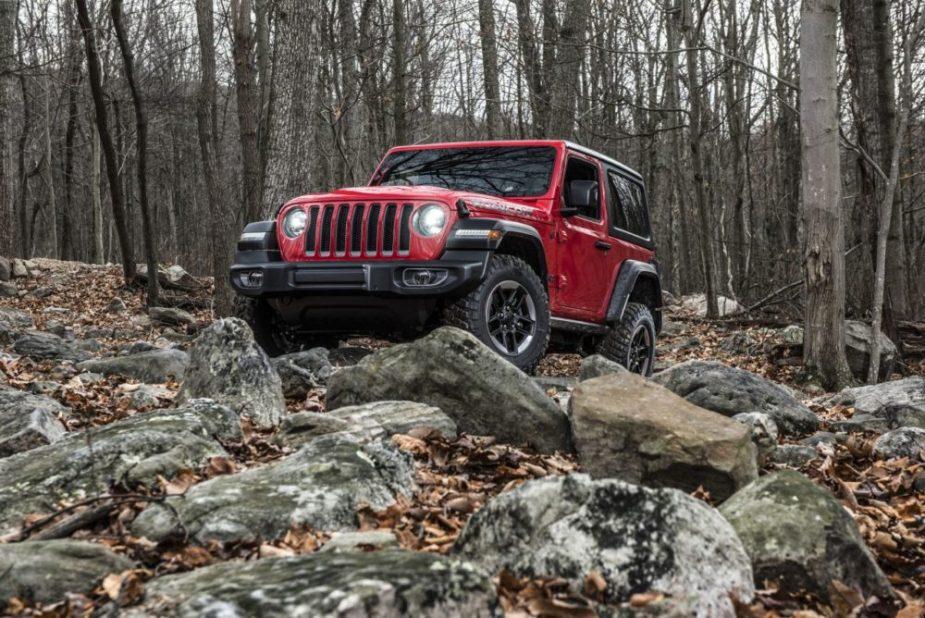 2018 Jeep Wrangler JL - Jeep JL Wrangler hybrid release date
