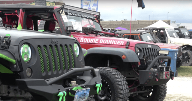 23rd Annual PA All Breeds Jeep Show