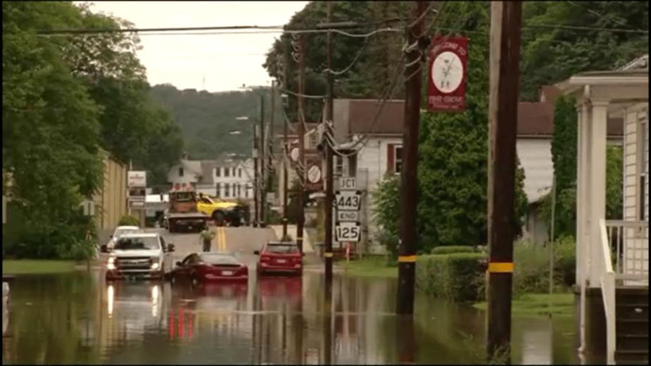 Flooded 2018 Jeep Cherokee