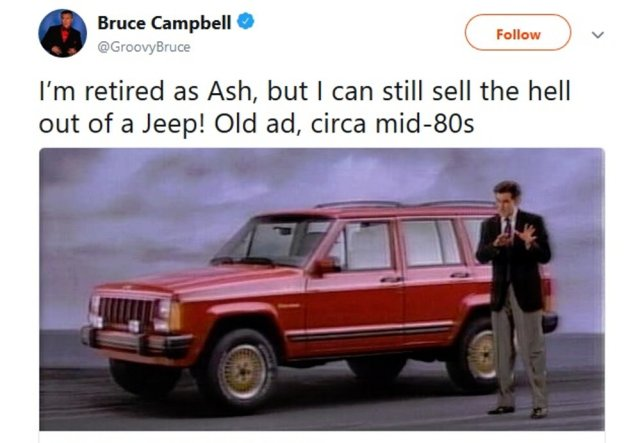 Campbell for the Cherokee