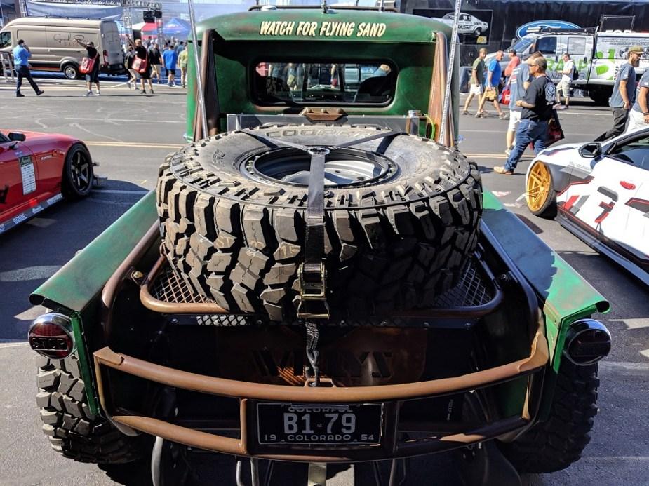Willys Jeep SEMA 2018