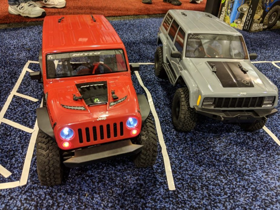 Horizon Hobby Jeep Trail