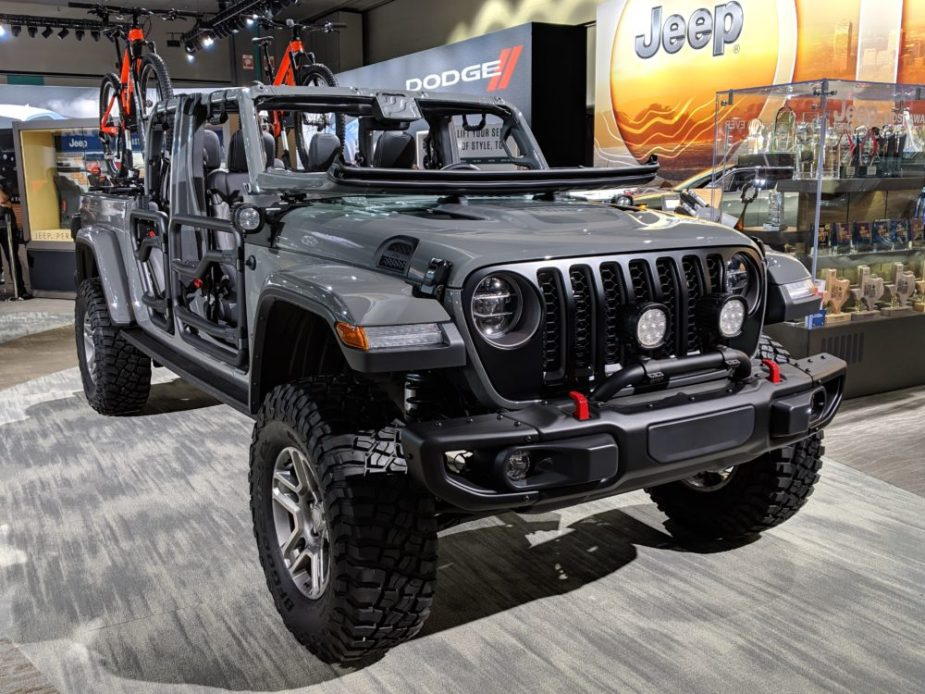 Jeep Gladiator Rubicon Parts List Revealed - JK-Forum