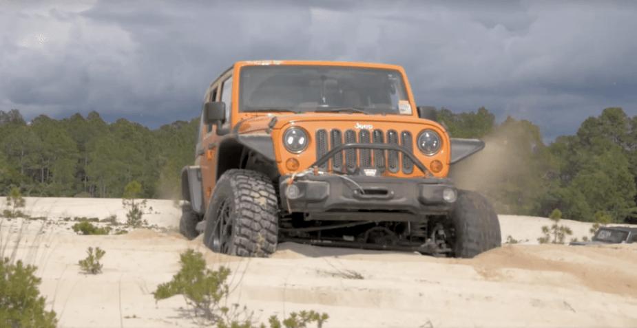 jk-forum.com Cool 2019 Jeep Events