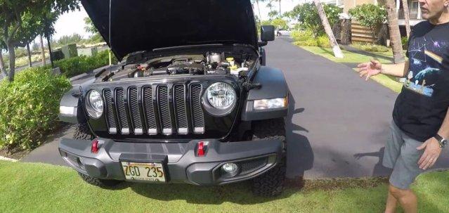 2018 Jeep Wrangler Rubicon Exterior
