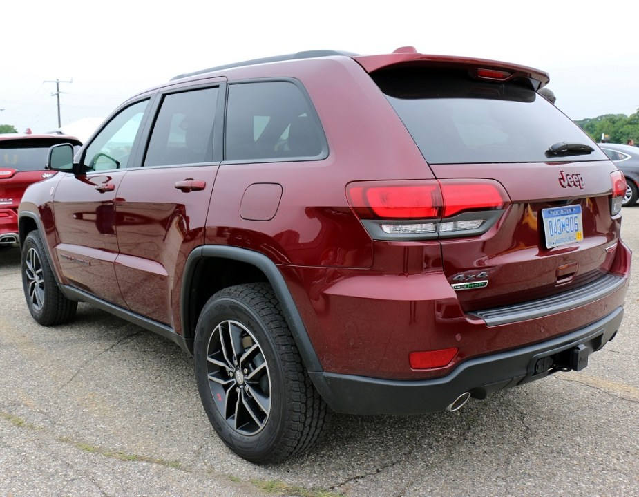 report new jeep grand cherokee coming out as 2021 model